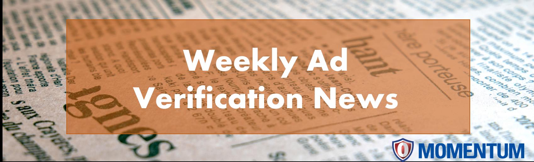 weekly ad verification news-1