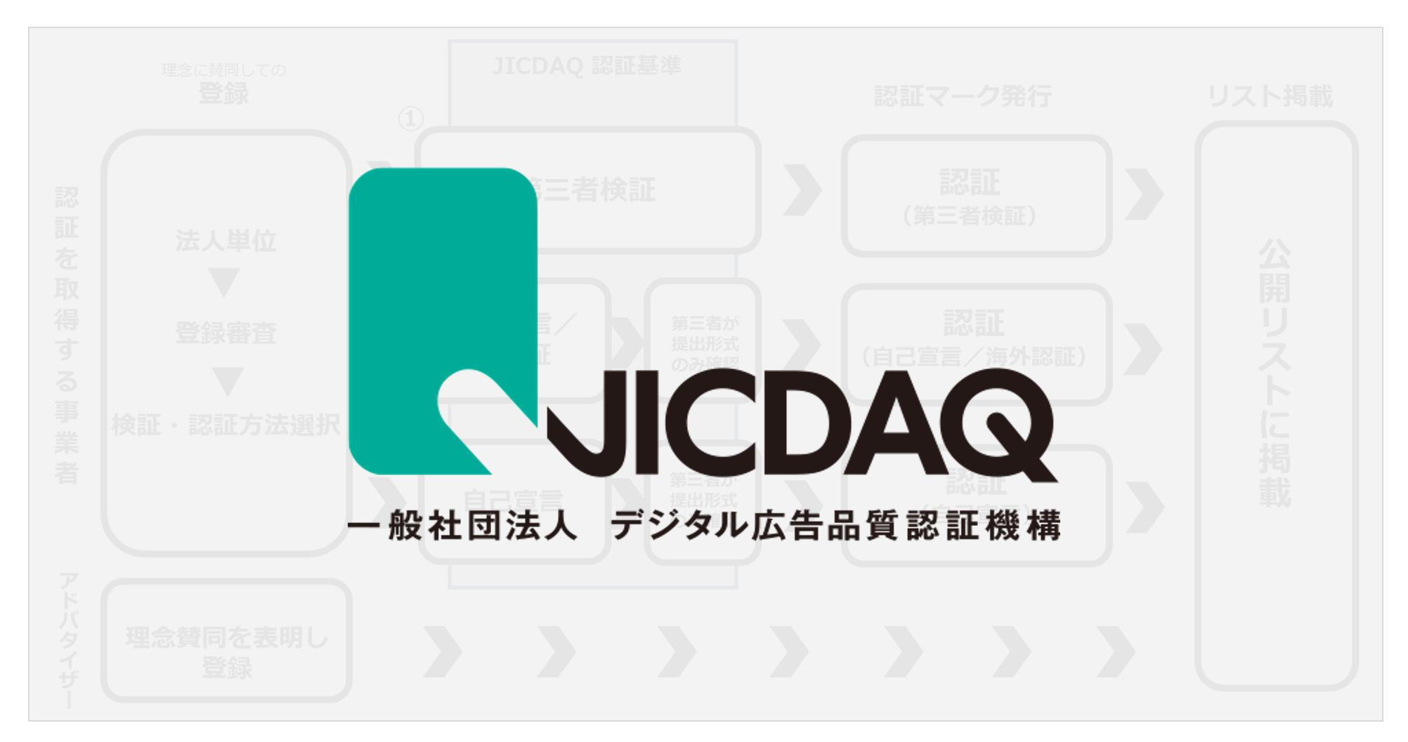 一般社団法人 デジタル広告品質認証機構「JICDAQ」が設立されました!